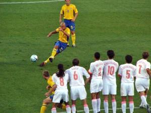Svenska landslaget i fotboll 2